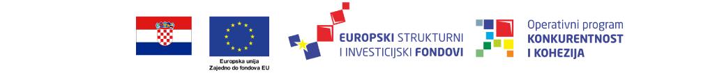 Projekt jesufinanciran sredstvima Europske unije iz Europskog fonda za regionalni razvoj.